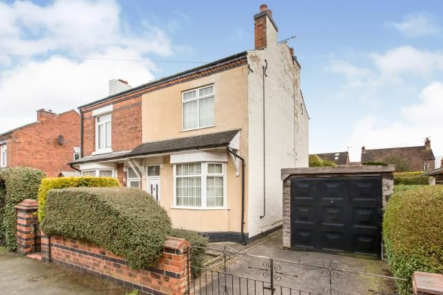 Thumbnail Semi-detached house for sale in Hungerford Avenue, Crewe, Cheshire