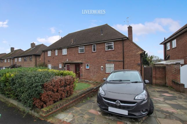 3 bed semi-detached house for sale in Hall Place Crescent, Bexley DA5