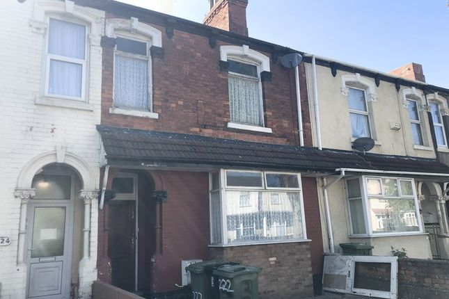 Thumbnail 5 bed terraced house for sale in Hainton Avenue, Grimsby
