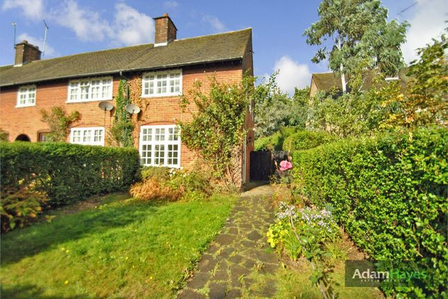 Thumbnail End terrace house for sale in Falloden Way, Hampstead Garden Suburb