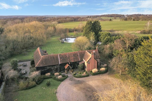 Thumbnail Detached house for sale in Navestockside, Brentwood