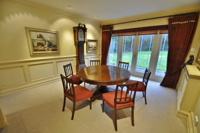 Dining Room of Forbes Park, Robins Lane, Bramhall, Stockport SK7