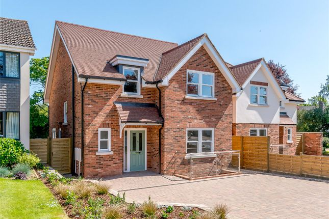 Thumbnail Detached house for sale in Ashley Gardens, Harpenden, Hertfordshire