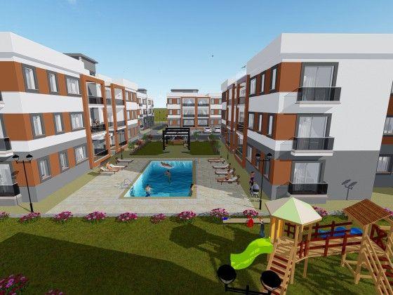 3 bed apartment for sale in Alsancak, Kyrenia, Cyprus