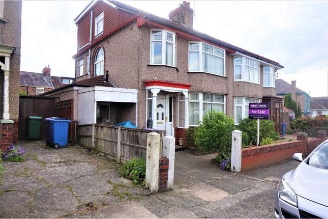 4 bed semi-detached house for sale in Elmar Road, Liverpool