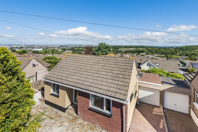 Thumbnail Detached bungalow for sale in Dunstone View, Plymstock, Plymouth, Devon