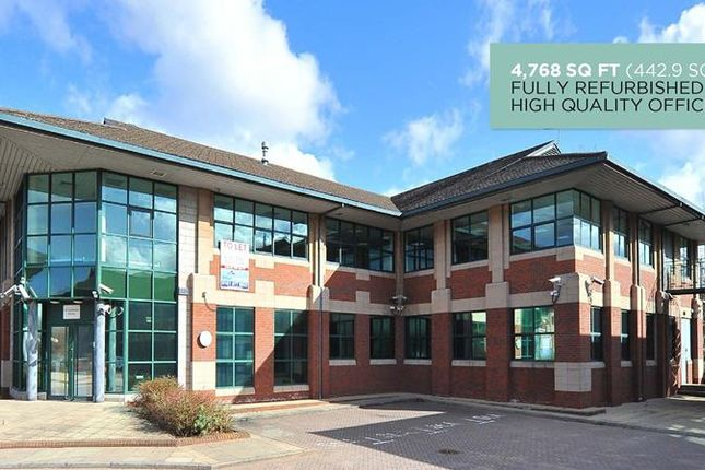 Thumbnail Office to let in 1st Floor, St Andrews House, Kelvin Close, Birchwood, Warrington, Cheshire
