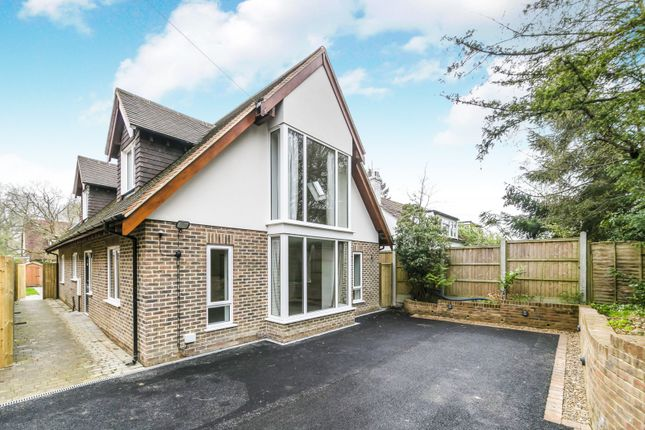Thumbnail Detached house to rent in Furzefield Road, East Grinstead