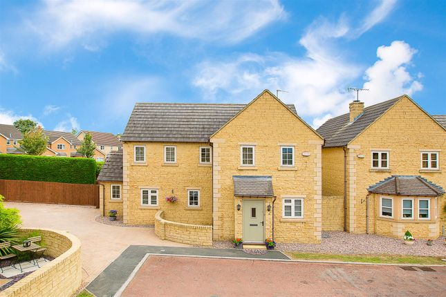 Thumbnail Detached house for sale in Bakers Lane, Weldon, Corby