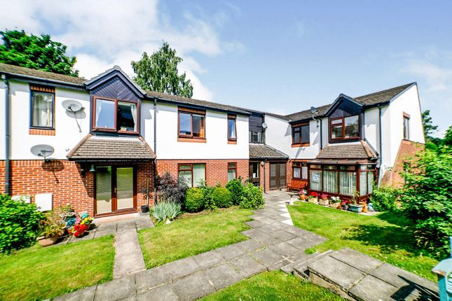 2 bed flat for sale in Ford Rise, Birches Nook, Stocksfield, Northumberland NE43