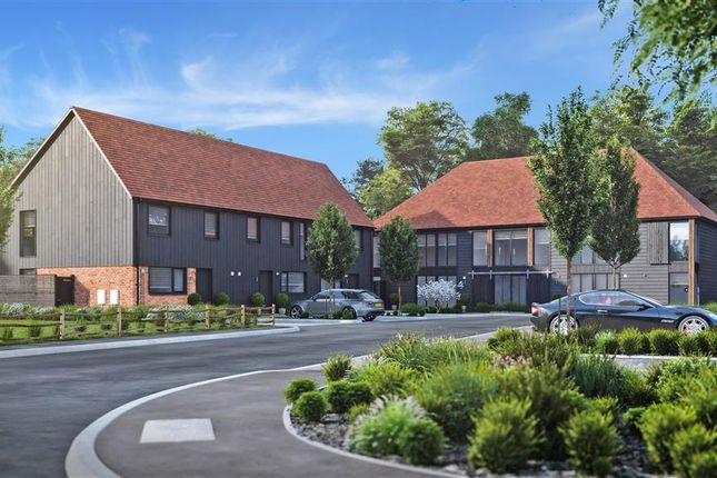 2 bed end terrace house for sale in Thorn Lane, Stelling Minnis, Canterbury, Kent CT4