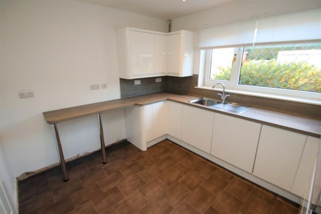 Kitchen of The Homestead, Baddeley Green, Stoke-On-Trent ST2