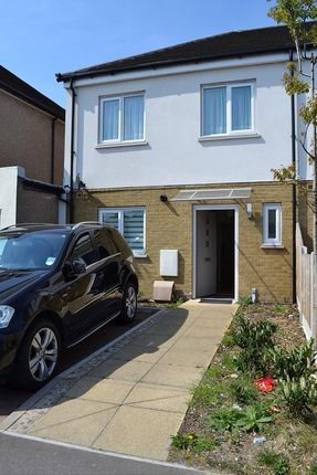 Thumbnail Terraced house to rent in Millhaven Close, Chadwell Heath, Romford