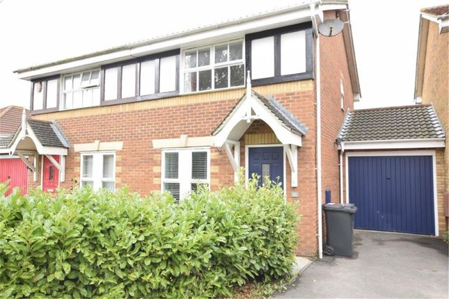 Thumbnail Semi-detached house to rent in Bye Mead, Emersons Green, Bristol