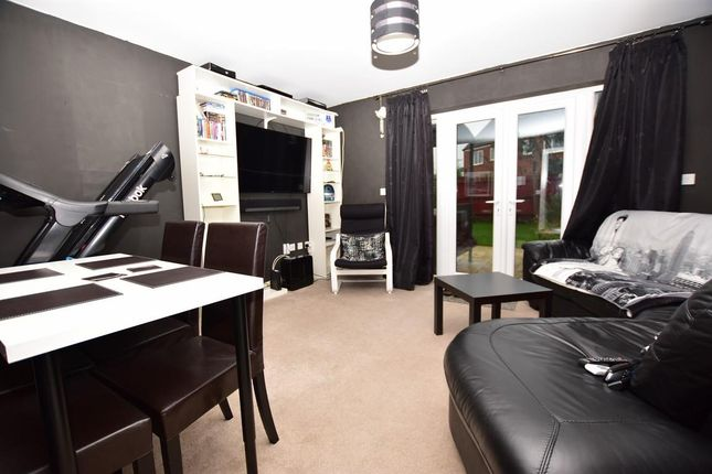 Thumbnail End terrace house for sale in Comet Avenue, Newcastle-Under-Lyme