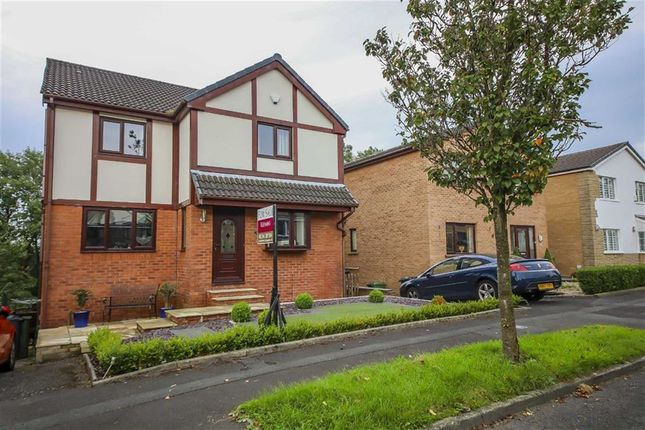 Thumbnail Detached house for sale in Southcliffe, Great Harwood, Blackburn