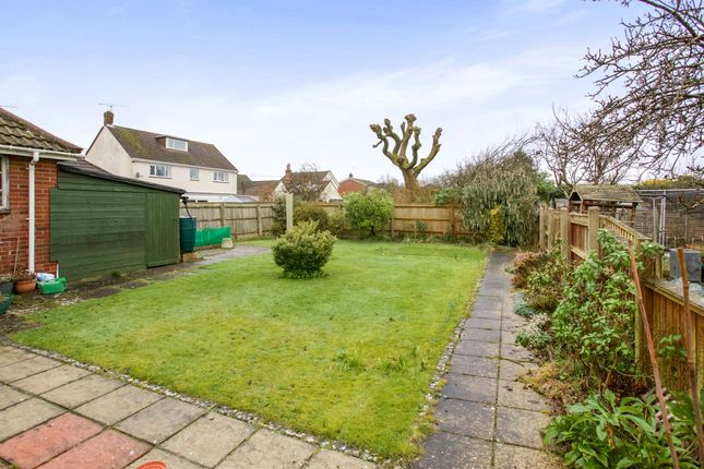 Thumbnail Detached bungalow for sale in Parsonage Barn Lane, Ringwood
