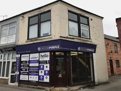Thumbnail Retail premises to let in 18 Gateford Road, Worksop, Nottinghamshire