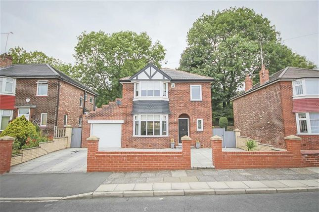 Thumbnail Detached house for sale in Moorville Road, Salford