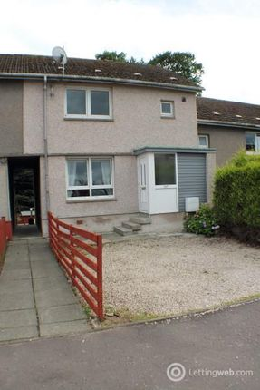 Thumbnail Terraced house to rent in South Avenue, Blairhall, Fife