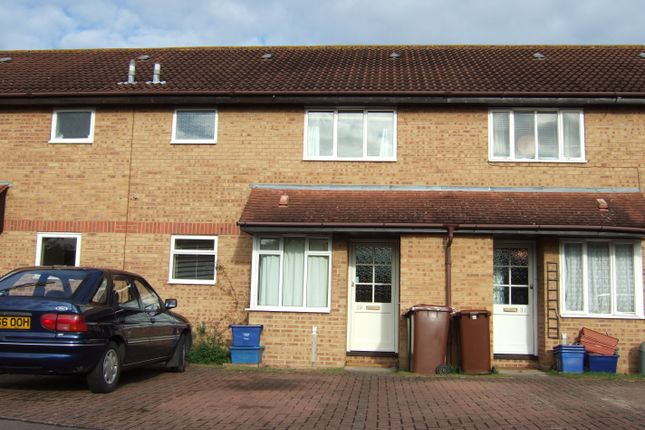 Terraced house to rent in Moor Pond Close, Bicester