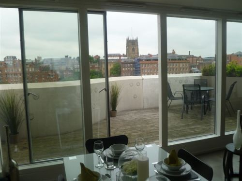 Thumbnail Flat to rent in Nottingham One Entrance, Canal Street, Nottingham