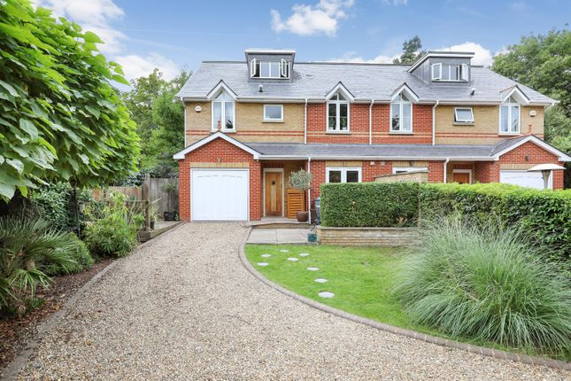 Thumbnail Semi-detached house for sale in Buckleigh Way, London