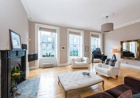Thumbnail Flat to rent in Albany Street, New Town, Edinburgh