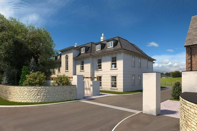Thumbnail Flat for sale in Eynsham, West Oxford