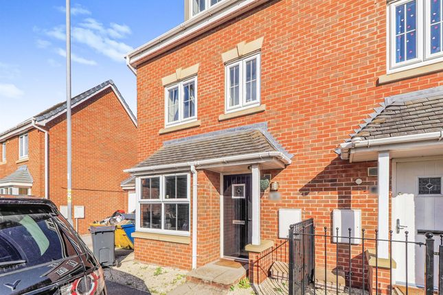 Thumbnail Semi-detached house for sale in Scholars Gate, Cudworth, Barnsley