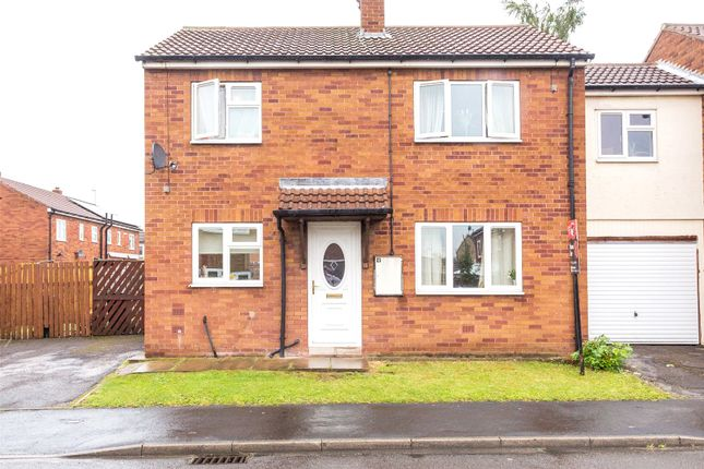 Link-detached house for sale in Primrose Grove, Selby