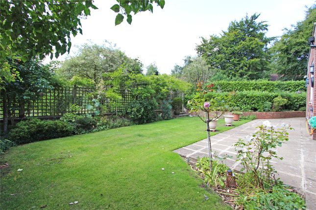 Garden of The Manor House, Eyhurst Park, Tadworth, Surrey KT20