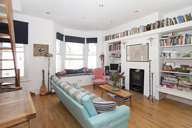 Thumbnail Flat to rent in Purves Road, Kensal, London