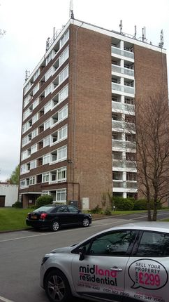 Thumbnail Flat to rent in Handsworth Wood Road, Birmingham