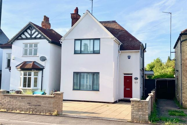 Thumbnail Detached house for sale in Cherry Hinton Road, Cambridge
