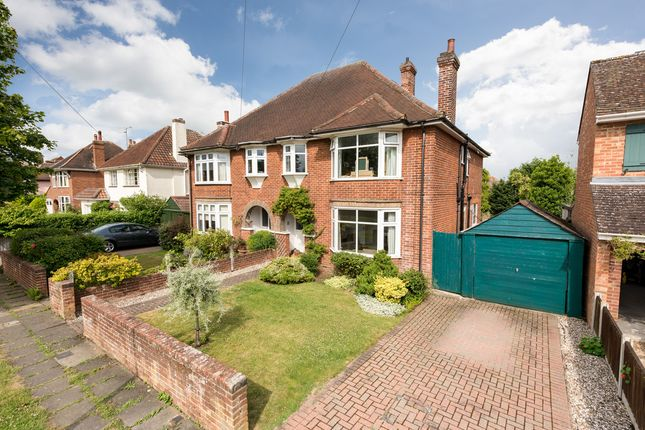 Thumbnail Semi-detached house for sale in Queens Road, Colchester