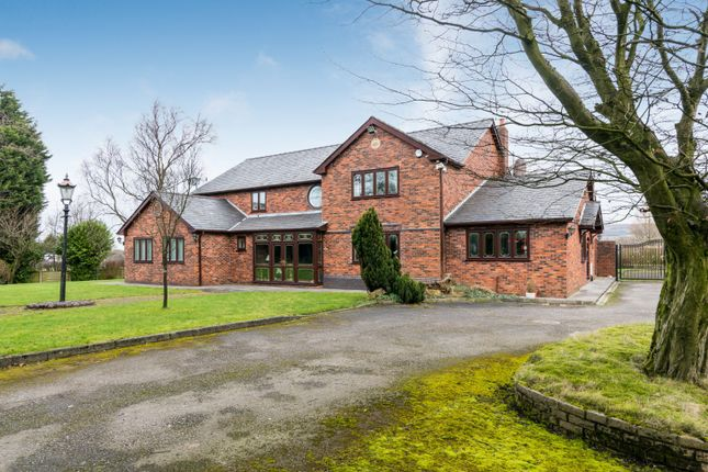 Thumbnail Detached house for sale in Chorley Road, Westhoughton, Bolton, Lancashire
