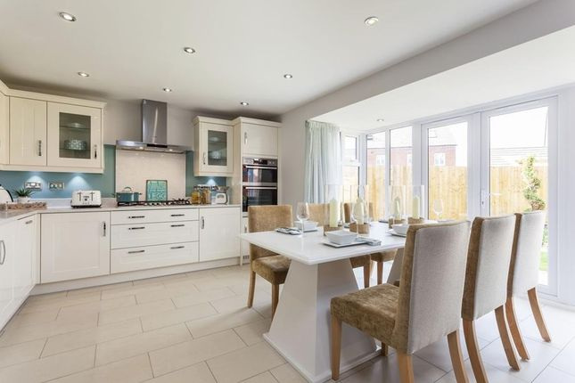 """4 bed detached house for sale in """"Exeter"""" at Gregory Close, Doseley, Telford TF4"""