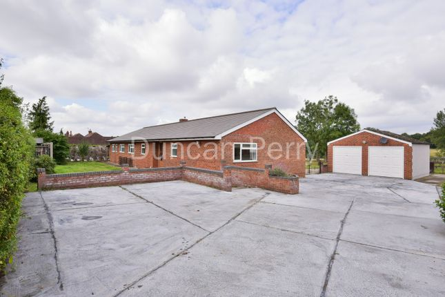 Thumbnail Detached bungalow for sale in Dixons Hill Close, Welham Green, North Mymms, Hatfield