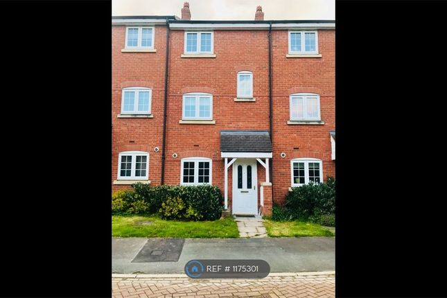 4 bed terraced house to rent in Williamson Drive, Nantwich CW5
