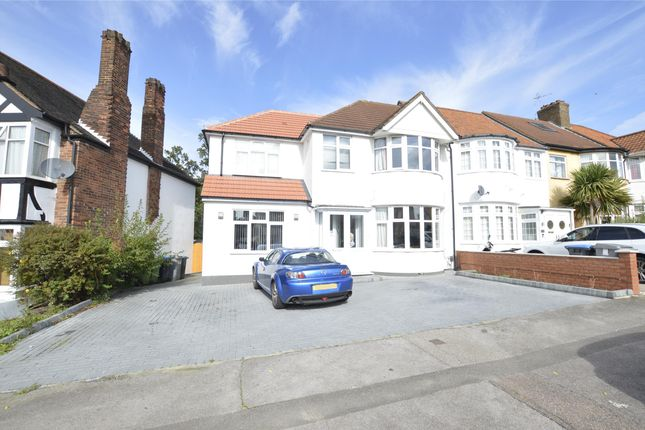 Front 1 of Wakemans Hill Avenue, London NW9