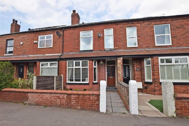 Thumbnail Terraced house for sale in Cavendish Road, West Didsbury, Manchester