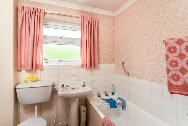 Bathroom of Clovelly Way, Bedford, Bedfordshire MK40