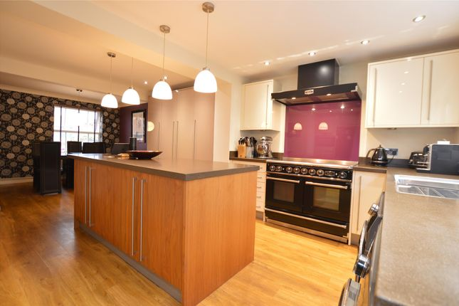 Thumbnail Detached house for sale in Pear Tree Hey, Yate, Bristol