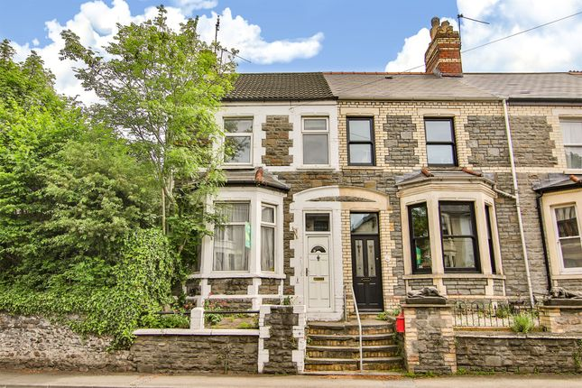 Thumbnail End terrace house for sale in Cardiff Road, Llandaff, Cardiff