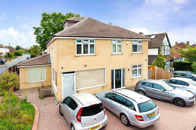 Thumbnail Detached house to rent in Taplow Road, Burnham, Slough