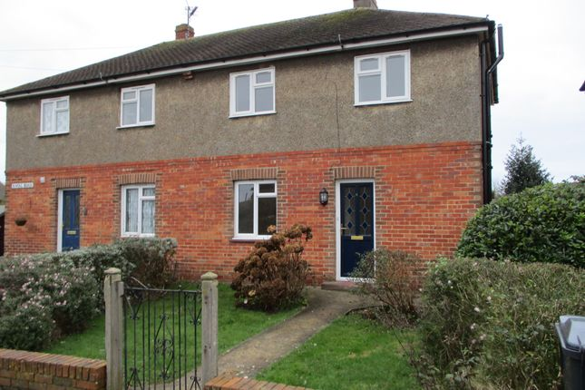 Thumbnail Semi-detached house to rent in Knoll Road, Hampden Park, Eastbourne