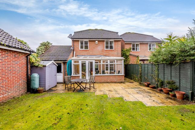 Garden of Mallow Crescent, Guildford GU4