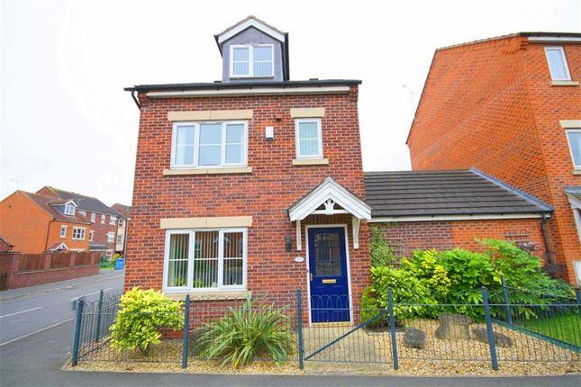 Thumbnail Link-detached house for sale in Thrumpton Lane, Retford, Notts