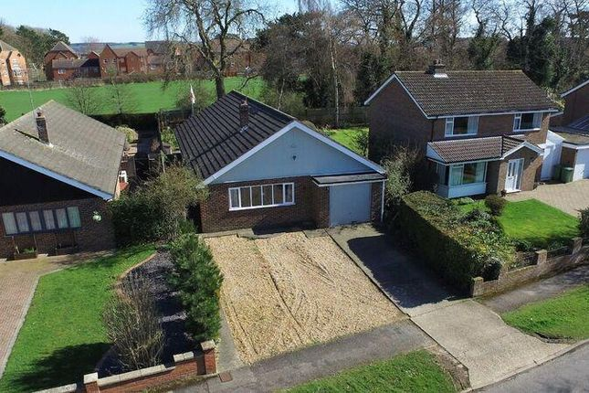 Thumbnail Detached bungalow for sale in Whalley Drive, Bletchley, Milton Keynes, Buckinghamshire